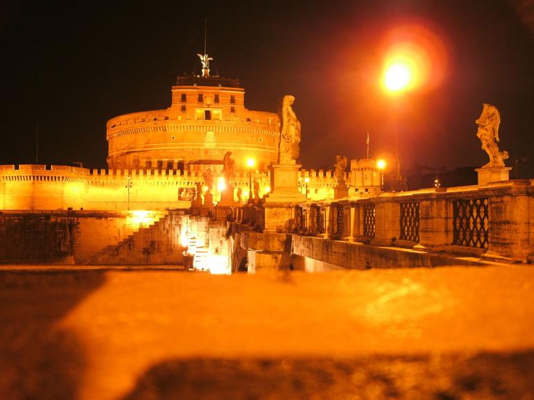 The Ghost Tour - Rome