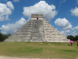 Photo of Cancun Chichen Itza Small-Group Tour with Private Entrance The pyramid