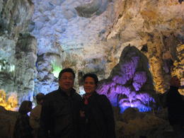 Photo of Hanoi Halong Bay Small Group Adventure Tour including Cruise from Hanoi Turtle Island Cave