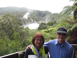 Photo of Rotorua Rotorua Eco Thermal Small Group Morning Tour Waimangu