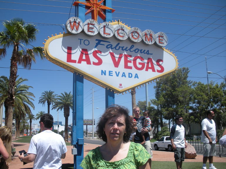 Welcome to Las Vegas Baby! - Las Vegas