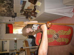 Photo of Rome Roman Gladiator School: Learn How to Become a Gladiator Cheek attack!