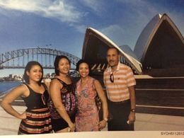 My family and I enjoyed touring the Opera House on Thanksgiving Day. , Roblyn - December 2015