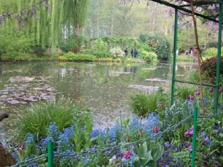 Giverny-Monet's Oriental Garden - Paris