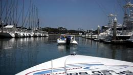 Photo of San Diego San Diego Harbor Speed Boat Adventure Harbor, San Diego