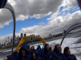 Photo of Sydney Sydney Harbour Jet Boat Ride Blast: 35 Minutes Harbor.Still003.jpg