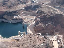 Hoover Dam on the way to the Grand Canyon., Craig T - October 2007