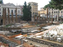Photo of Rome Trastevere and Rome's Jewish Ghetto Half-Day Walking Tour Largo d. Torre Argentina