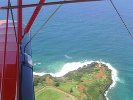 Photo of Kauai Vintage Biplane Tour of Kauai Light house