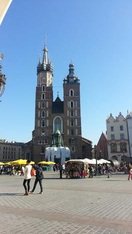 Photo of Krakow Krakow in One Day Sightseeing Tour Main Market Square