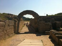 Photo of Athens 4-Day Classical Greece Tour: Epidaurus, Mycenae, Olympia, Delphi, Meteora Olympic Arch