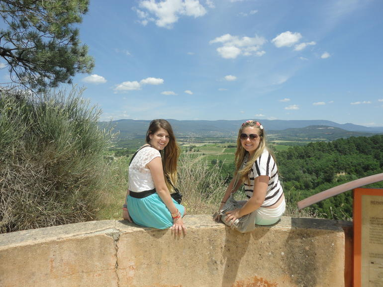 On Top of the World - Avignon