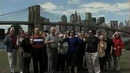 Photo of New York City New York Pizza Tour to Brooklyn and Coney Island Pizza Tour Group in Brooklyn