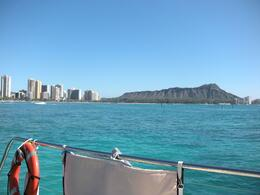 Photo of Oahu Honolulu Power Pass™ Sailing on the Catamaran