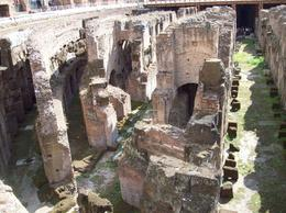 Photo of Rome Small-Group Ancient Rome and Colosseum Tour: Underground Chambers, Arena and Upper Tier Small-Group Ancient Rome and Colosseum Tour: Underground Chambers, Arena and Upper Tier