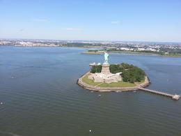 Photo of New York City Manhattan Sky Tour: New York Helicopter Flight statue of Liberety