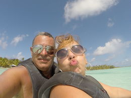 me and my wife enjoy our tour of Bora Bora. Thank You VIATOR FO A GREAT TOUR. , Carlos O - November 2015