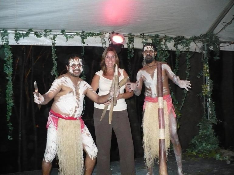 The dancers - Palm Cove