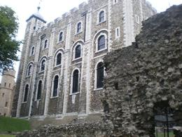 Photo of London Tower of London Entrance Ticket Including Crown Jewels and Beefeater Tour The White Tower