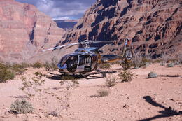 Photo of Las Vegas Grand Canyon All American Helicopter Tour Transport for the Grand Canyon