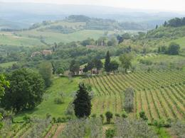 As seen from San Gimignano, Gale S - May 2010