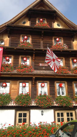 Photo of Zurich Lucerne City Tour Typical Swiss holiday home