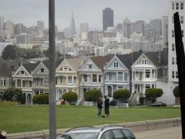 Photo of San Francisco San Francisco Deluxe Half-Day City Tour Victorian Homes
