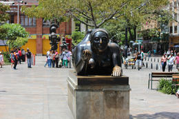 Photo of Medellín Medellín City Tour with Optional Lunch and Metrocable Gondola Ride Woman Lying Down