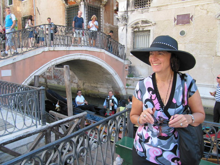 Wonderful land and water tour............ - Venice