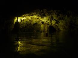 Photo of Cancun 4-in-1 Tulum Adventure: Zipline, Cavern Rappel, Cave Snorkel and Skycycle 4