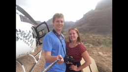 We had the most amazing time on this tour for our honeymoon!! , Leslie C - September 2015
