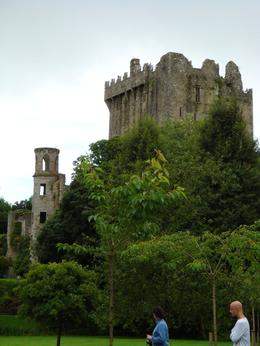 View of Blarney Castle, Michelle B - August 2009