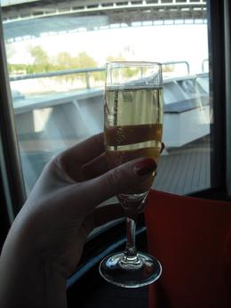 Photo of Paris Champagne Tasting on a Seine River Cruise Bubbles
