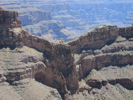 A photo of Eagle Point from the top of the Canyon. , Matthew I - May 2011