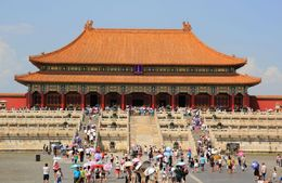 Tour of the Forbidden City. , Paul L - October 2015
