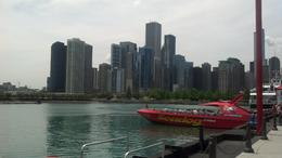Photo of Chicago Lake Michigan and Chicago River Architecture Cruise by Speedboat Harbor with the City