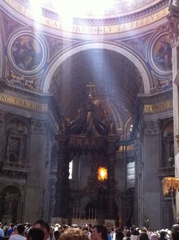 Photo of Rome Skip the Line: Vatican Museums, Sistine Chapel and St Peter's Basilica Half-Day Walking Tour IMG_1002