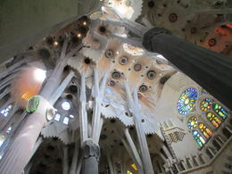 Photo of Barcelona Skip the Line: Best of Barcelona Tour including Sagrada Familia Inside La Sagrada Famiia
