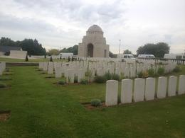 Photo of Paris Small-Group Day Trip to Arras and Vimy Ridge WW1 Battlefields from Paris large commonwealth WW1 gravesite