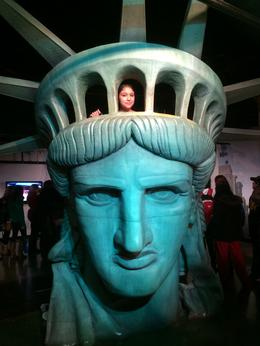Photo of New York City Madame Tussauds New York Ma fille