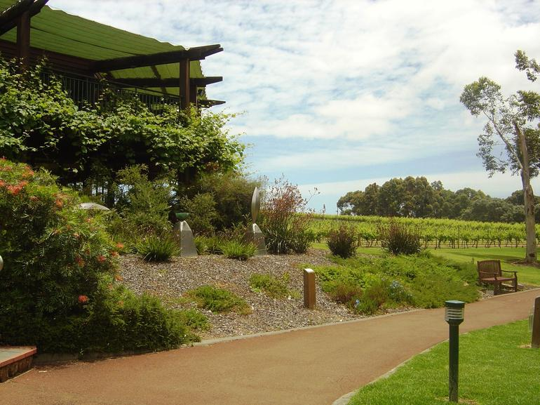 Vasse Felix winery in Margaret River. Very pretty.