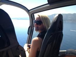 Photo of Monaco French Riviera Scenic Helicopter Tour from Monaco me in front 2.jpg