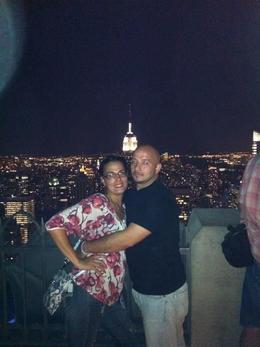 Photo of New York City Top of the Rock Observation Deck, New York me n d