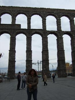 Photo of Madrid Madrid Tourist Travel Pass Segovia