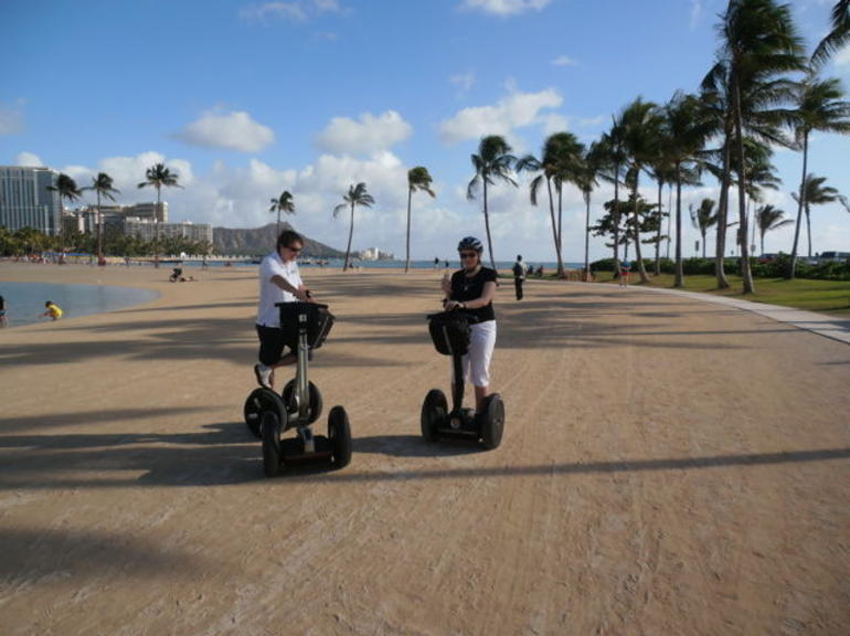 Segways on the Beach! - Oahu