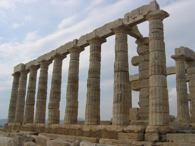Temple of Poseidon - Athens