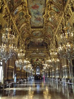 Photo of Paris Treasures of the Opera Garnier Tour in Paris The receiption hall in the opera house.