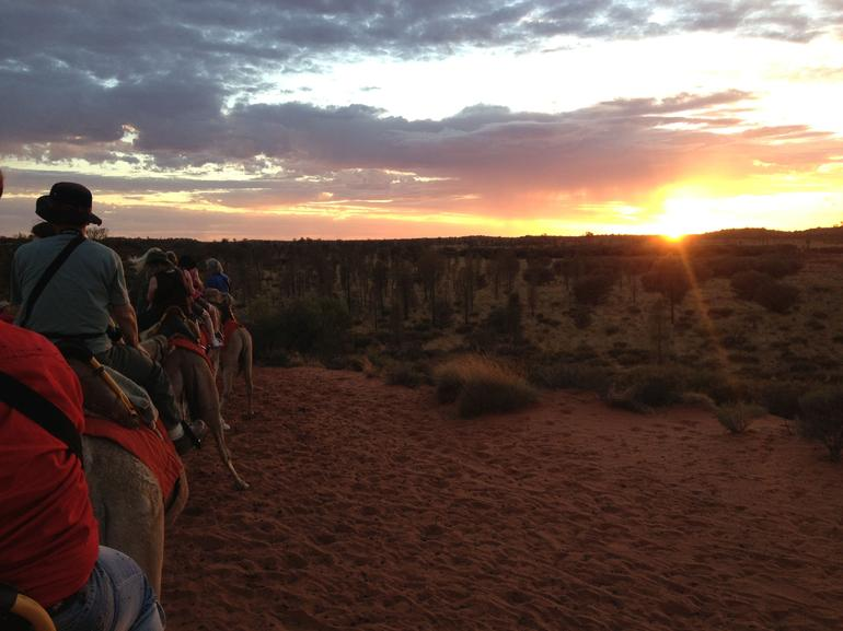 Uluru Camel Express, Sunrise or Sunset Tours - Ayers Rock