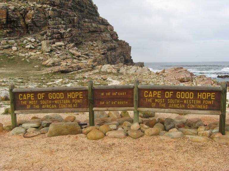 View of the Cape of Good Hope - Cape Town