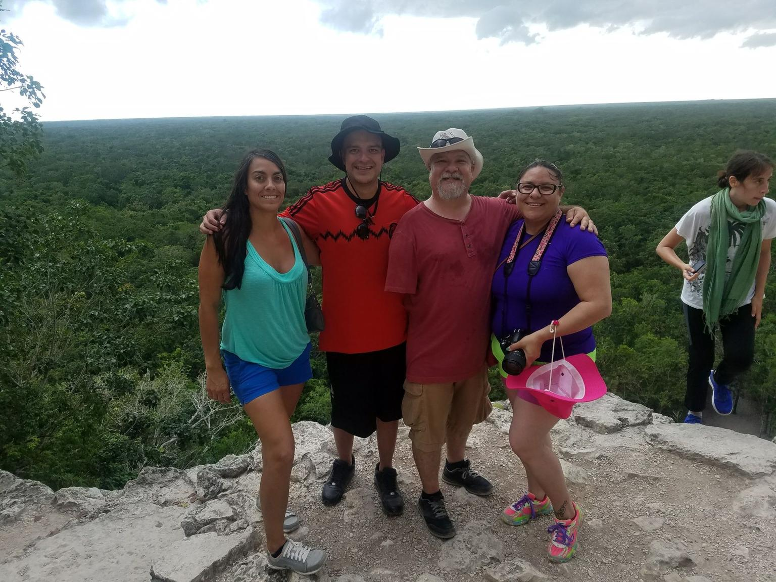 Chichen Itza, Cenote Ik Kil and Coba Ruins from Cancun